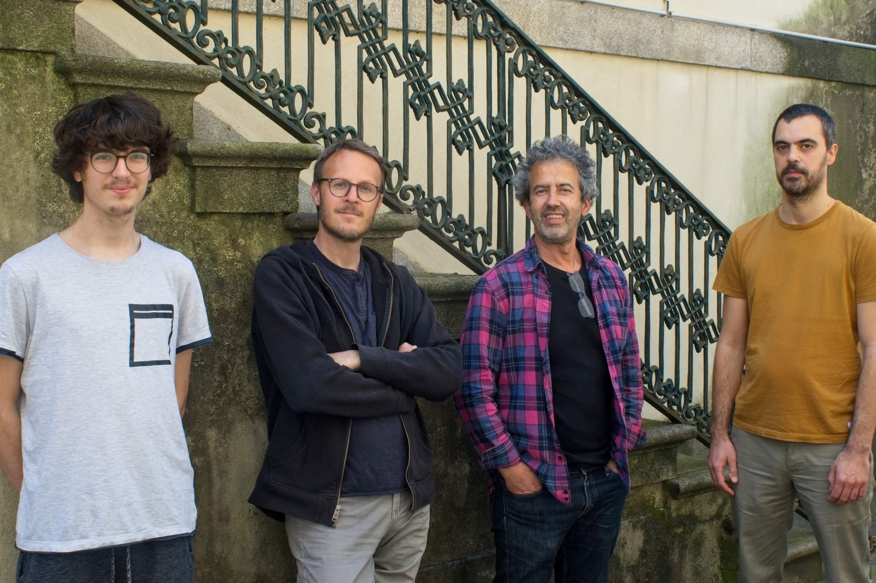 foto Quarteto Mário Barreiros