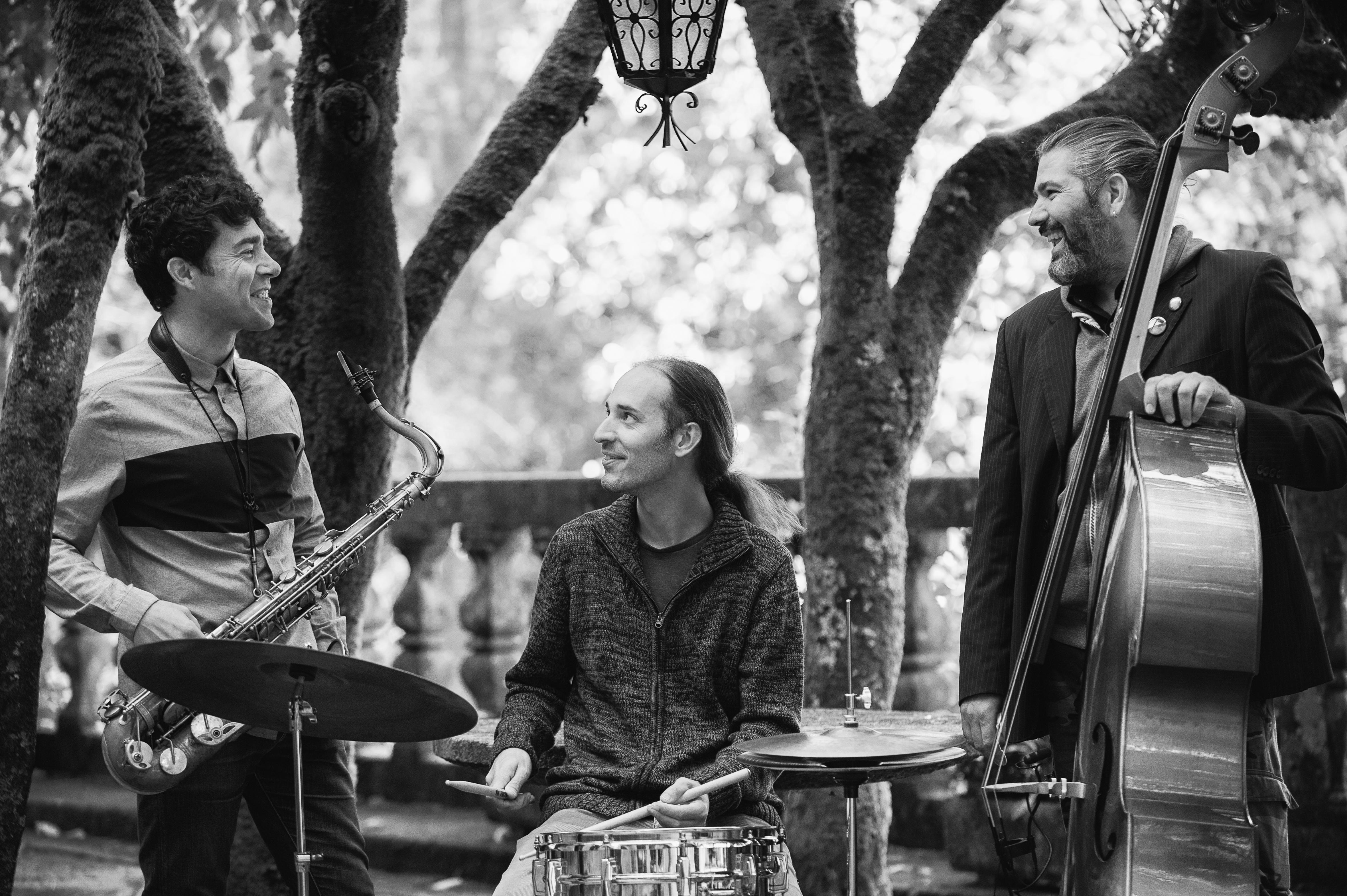 foto Txacobe Martinez Angelo Trio