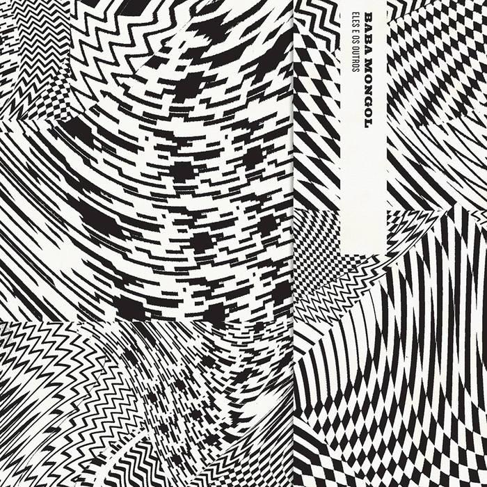 capa disco Baba Mongol - Eles e os Outros