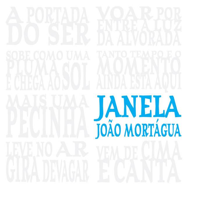 capa disco João Mortágua - Janela