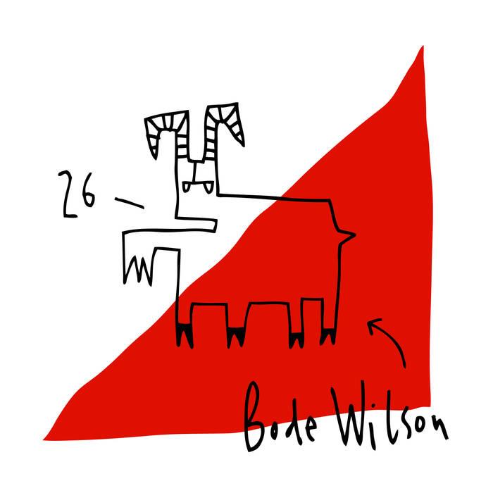 capa disco Bode Wilson - 26