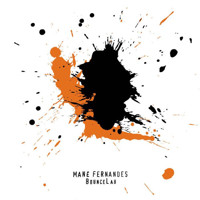 capa disco Mané Fernandes - Bouncelab