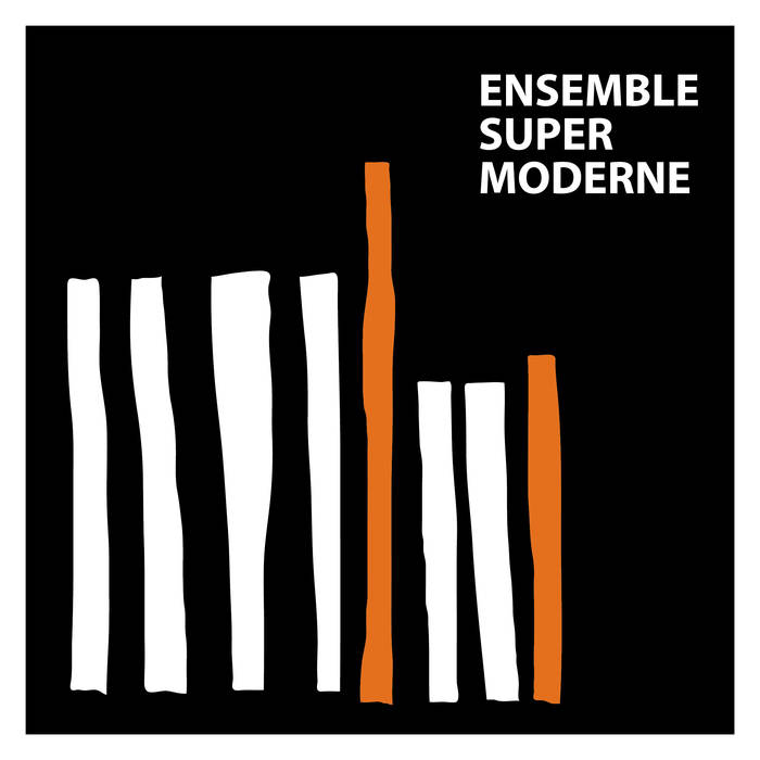 capa disco Ensemble Super Moderne