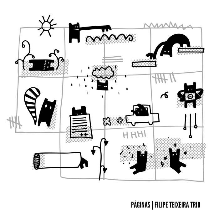capa disco Filipe Teixeira - Pá