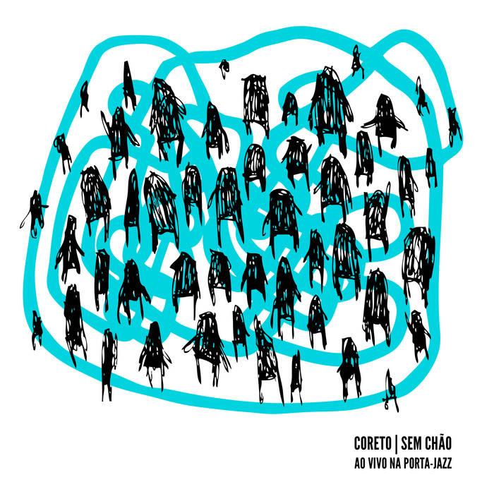 capa disco Coreto - Sem Chão