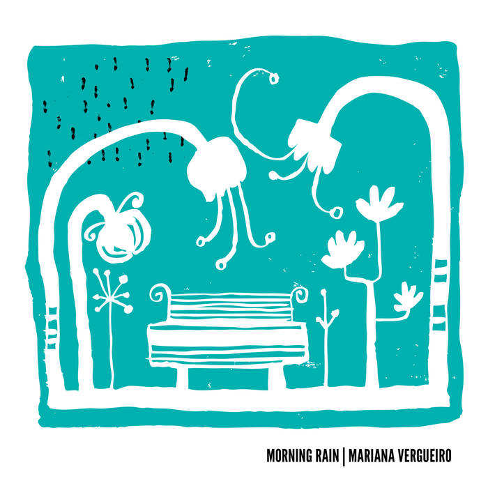 capa disco Mariana Vergueiro - Morning Rain