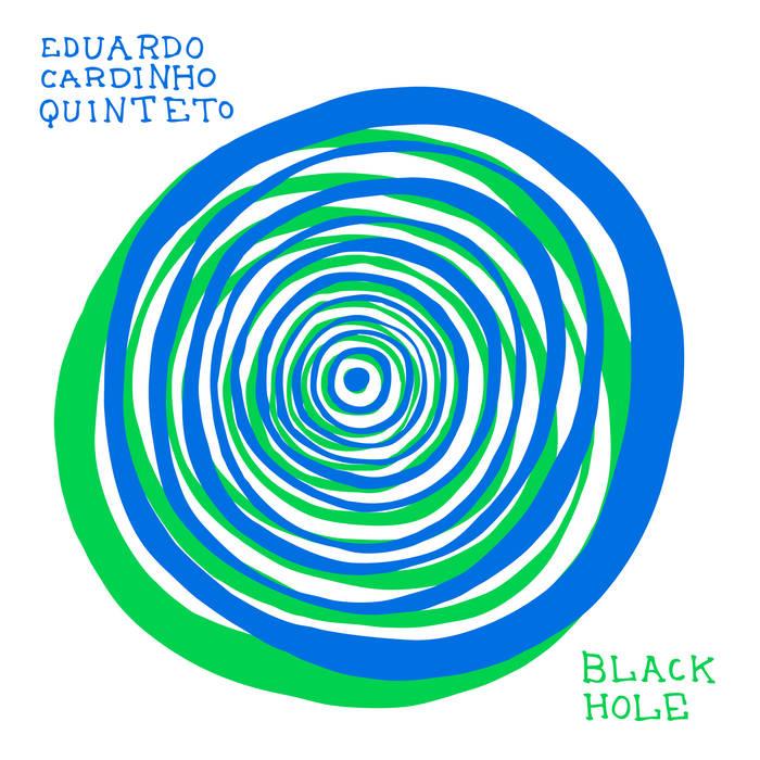 capa disco Eduardo Cardinho - Black Hole