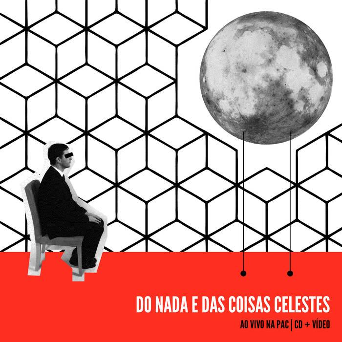 capa disco Do Nada e das Coisas Celestes - Guimarães Jazz / Porta-Jazz #2