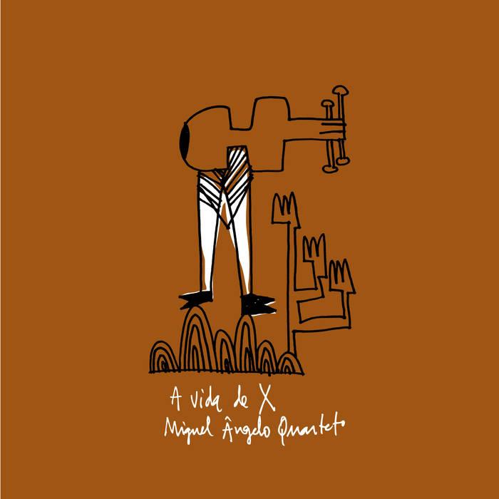 capa disco Miguel Ângelo - A Vida de X
