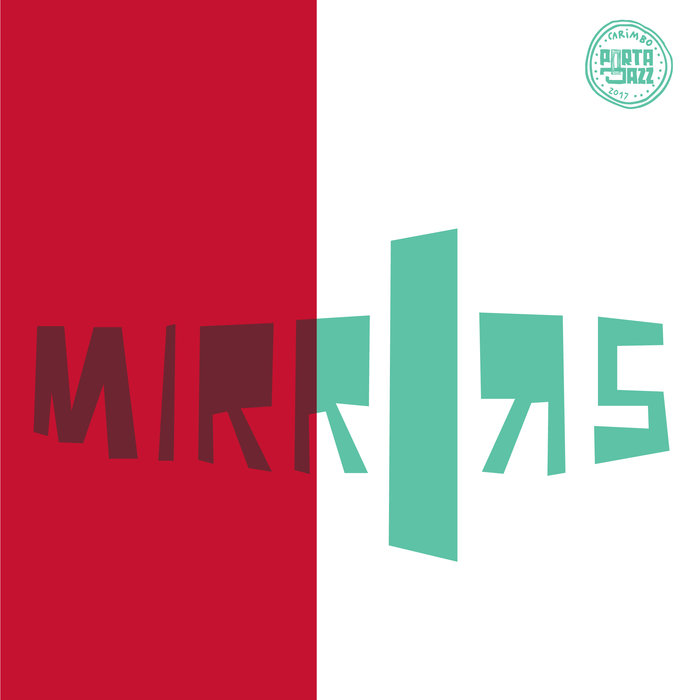 capa disco João Mortágua - Mirrors