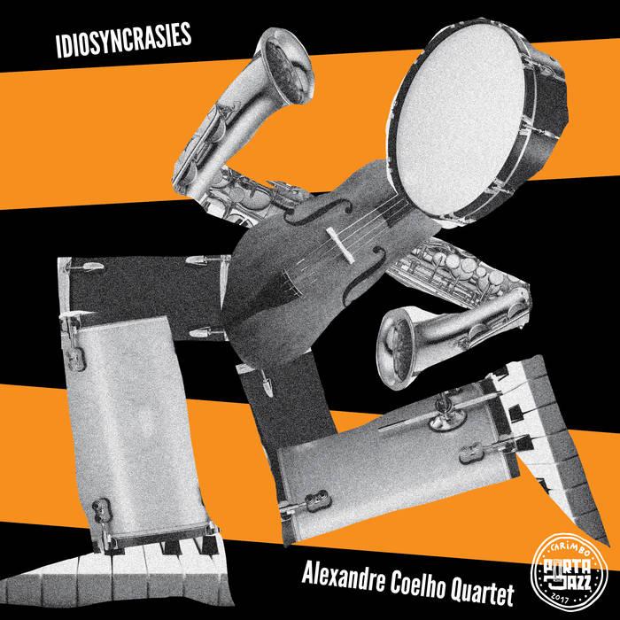 Capa disco Alexandre Coelho - Idiosyncrasies