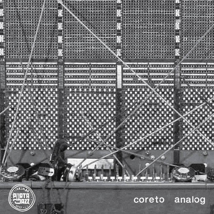 Capa disco Coreto - Analog