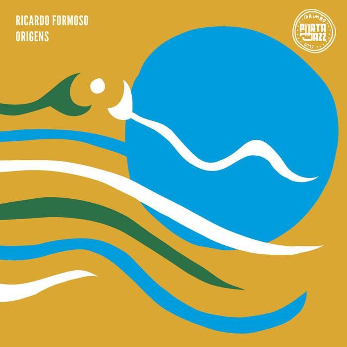 Capa disco Ricardo Formoso - Origens