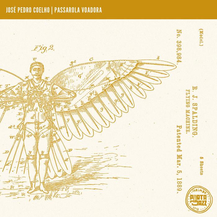 Capa disco José Pedro Coelho - Passarola Voadora