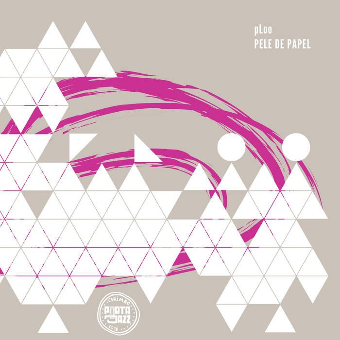Capa disco pLoo - Pele de Papel