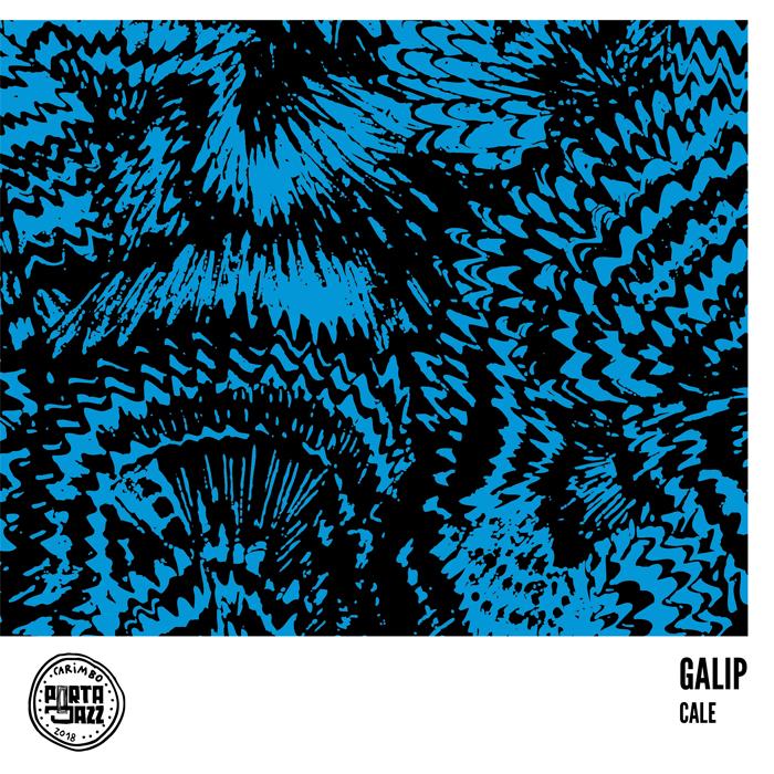Capa disco Galip - Cale