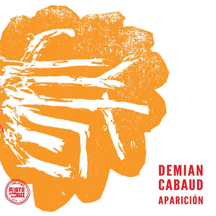 Capa disco Demian Cabaud - Aparición