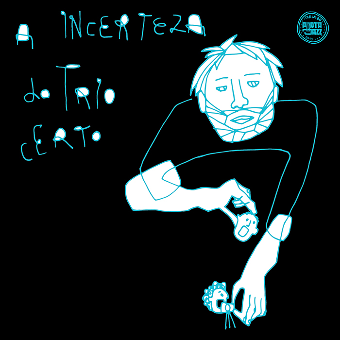 Capa disco A Incerteza do Trio Certo